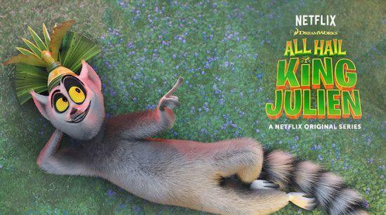 ¡Salve, rey julien temporada de fecha 3 de liberación