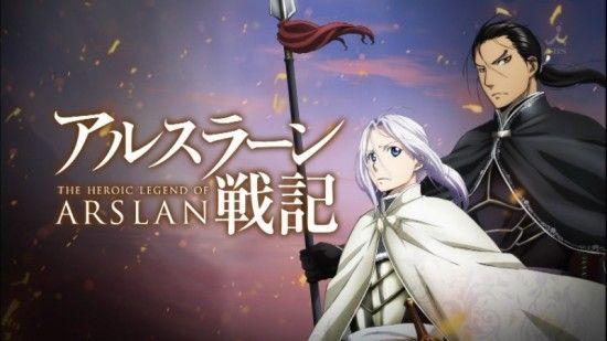 Arslan temporada senki fecha 2 de liberación