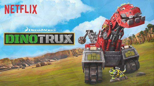 Dinotrux se renueva oficialmente para la temporada 3