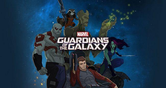 Guardianes de la galaxia se renueva oficialmente para la temporada 2 a la atmósfera en 2017