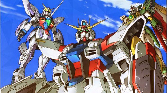 Gundam construir combatientes intentan aún no se ha renovado para la temporada 2