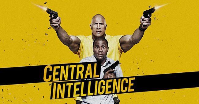Central de Inteligencia Kevin Hart Dwayne Johnson The Rock Ice Cube paseo a lo largo de Will Ferrell Breaking Bad Jesse Pinkman