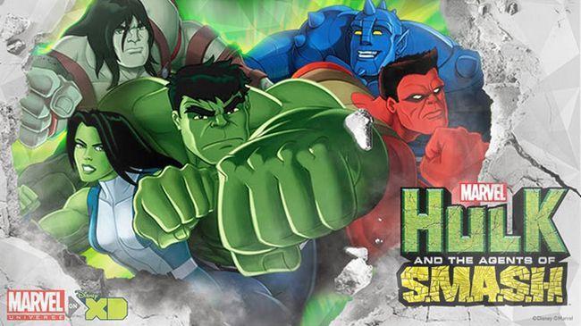Hulk y los agentes de s.m.a.s.h. Aún no se ha renovado para la temporada 3