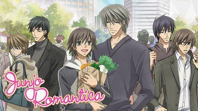 Junjou romantica aún no se ha renovado para la temporada 4