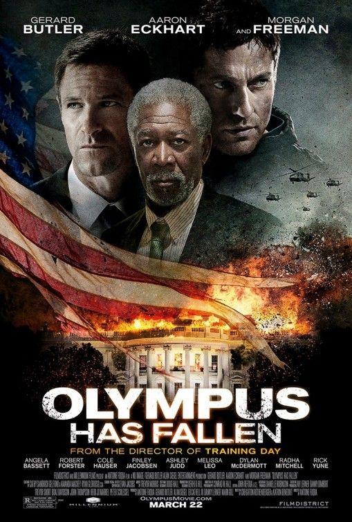 `Londres ha caído` imita `olympus ha caído cartel exactamente ...