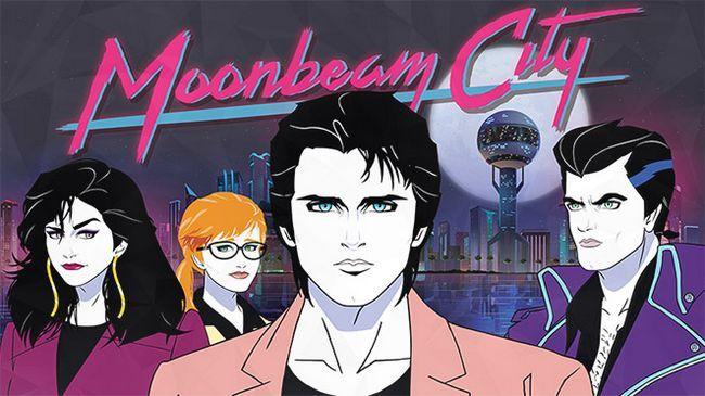 Moonbeam ciudad temporada 2 ha sido cancelado