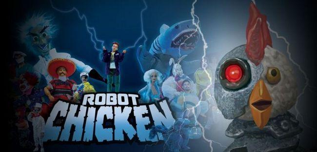 Pollo robot se renueva oficialmente para la temporada 9