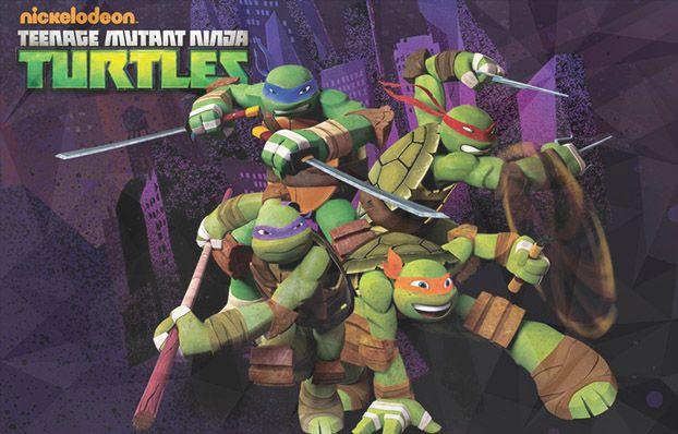 Adolescentes tortugas ninjas mutantes se renueva oficialmente para la temporada 5