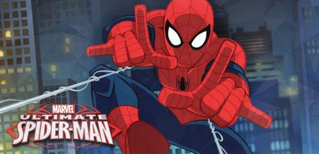 Ultimate spider-man aún no se ha renovado para la temporada 5