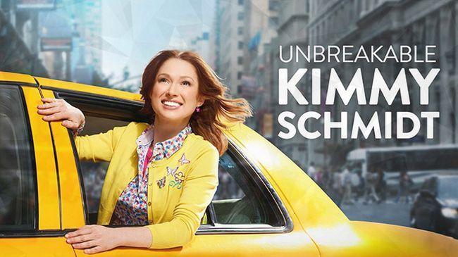 Schmidt kimmy irrompible se renueva oficialmente para la temporada 3
