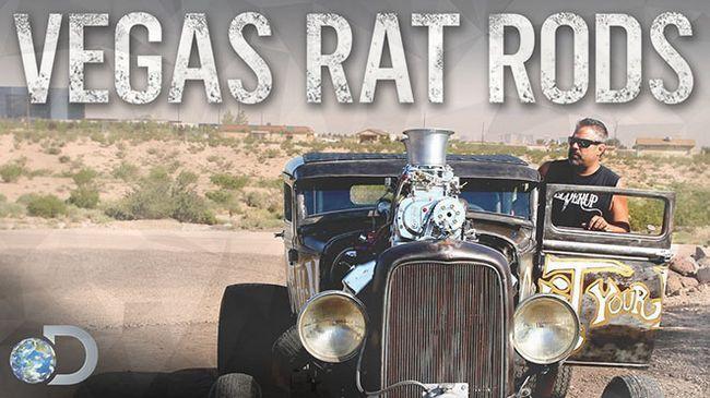 Barras de la rata vegas se renueva oficialmente para la temporada 3