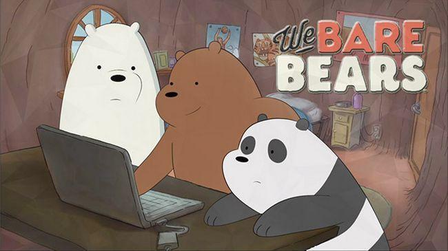 Nosotros, los osos desnudos aún no se renuevan para la temporada 3
