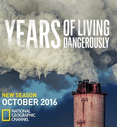 Años de vivir peligrosamente temporada de fecha 2 de liberación