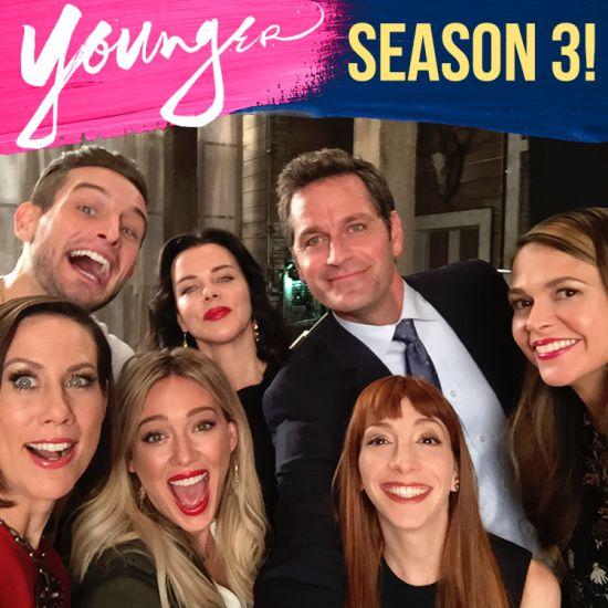Temporada más joven fecha 3 de liberación