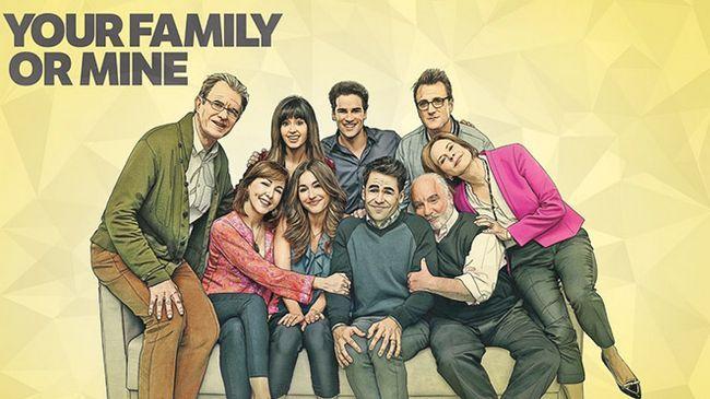 Su familia o la mía la temporada 2 se ha cancelado