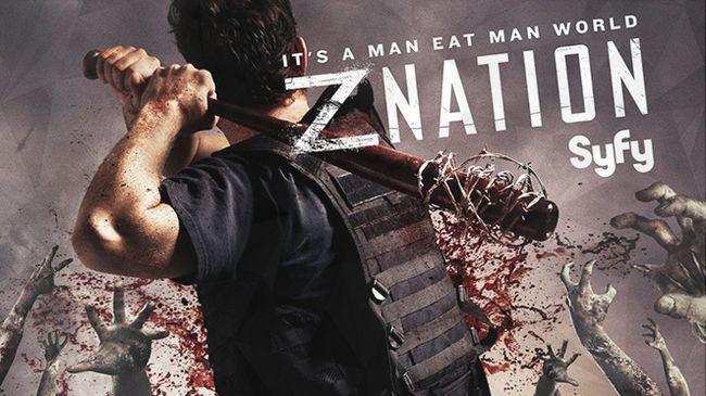 Z nación temporada 3 de estreno el día 16 septiembre, el año 2016